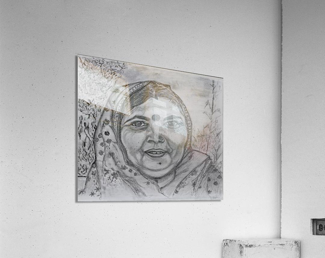 Laxmi  Acrylic Print