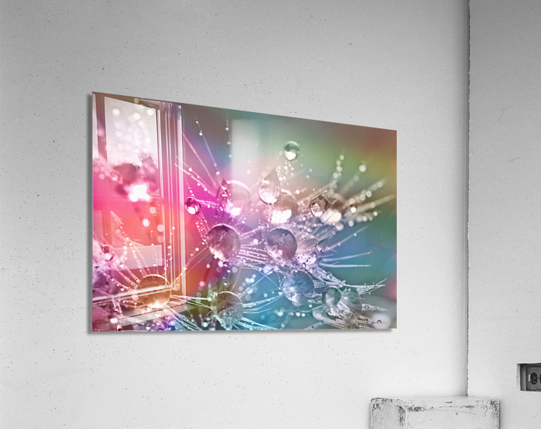 drop of water  Acrylic Print