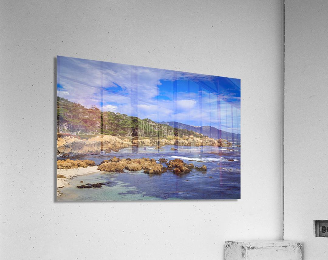 Carmel Coastline  Acrylic Print