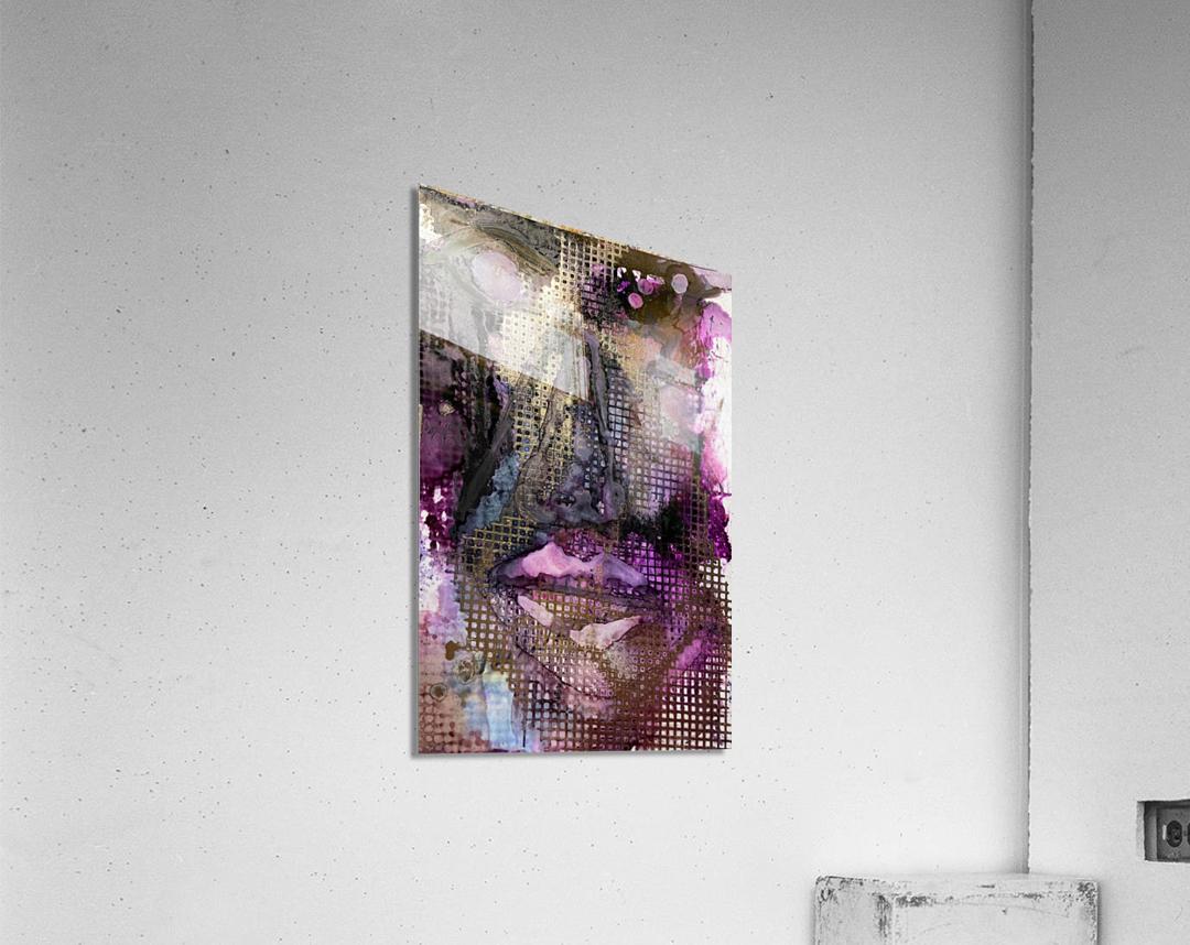 Caught In The Matrix  Impression acrylique