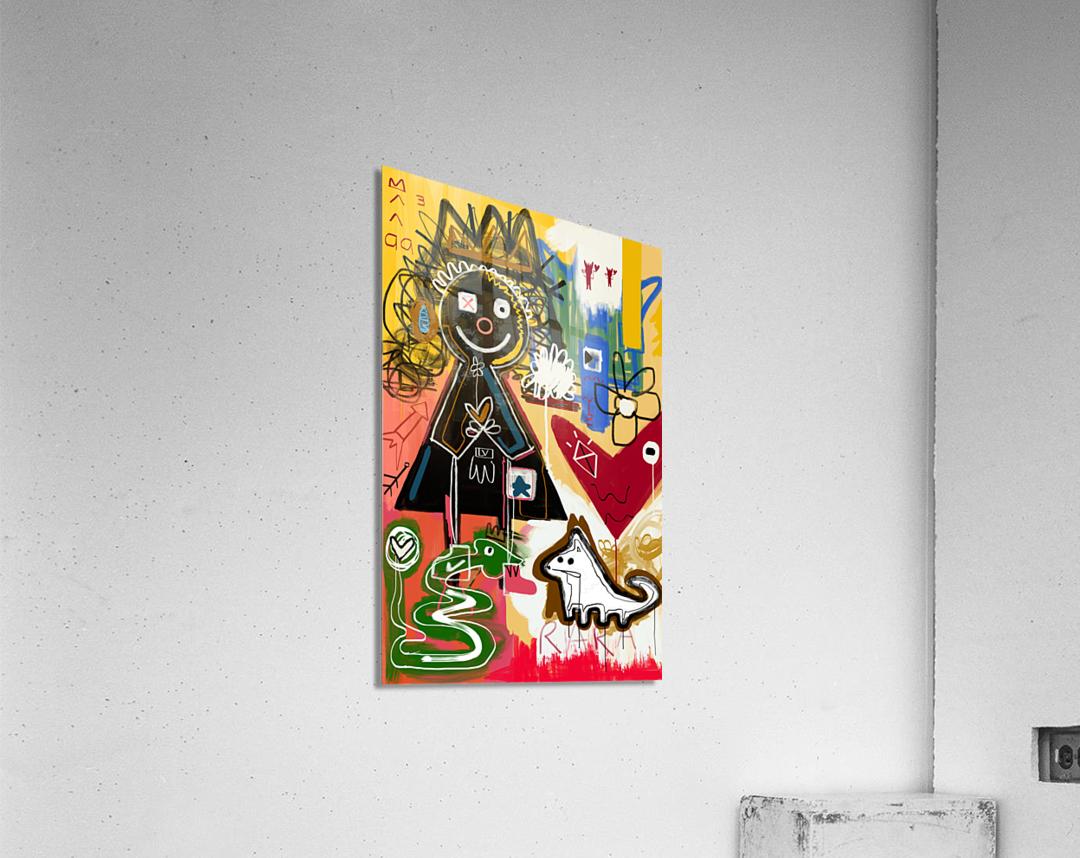 RARA  Acrylic Print