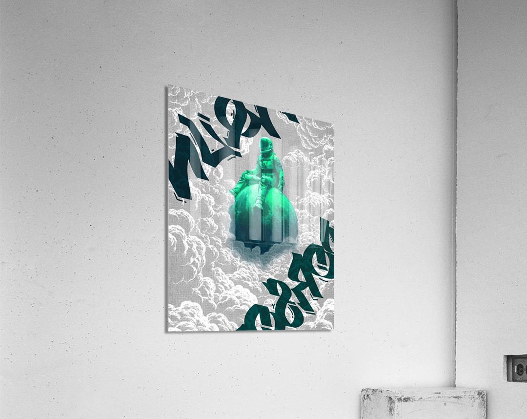 Parallax   Acrylic Print