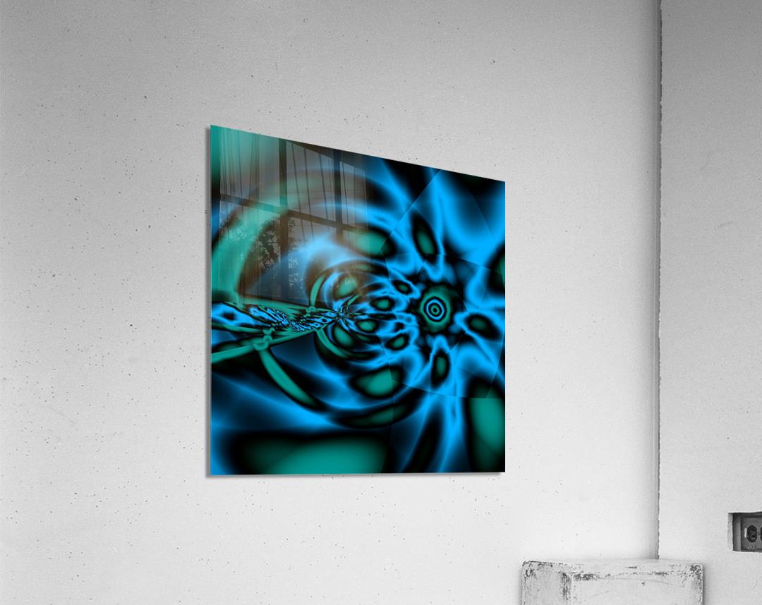 Wormhole approach  Acrylic Print