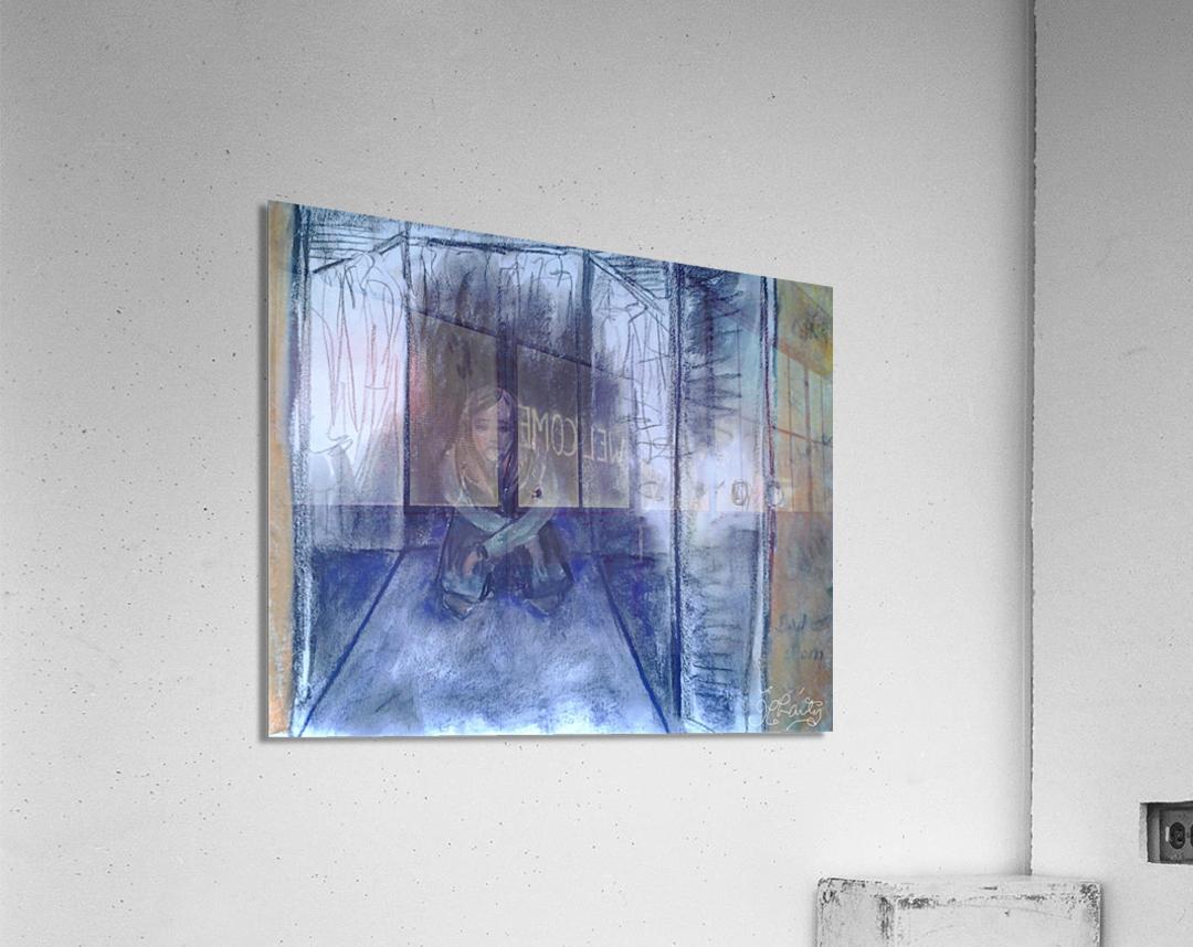 The Shame Closet  Acrylic Print