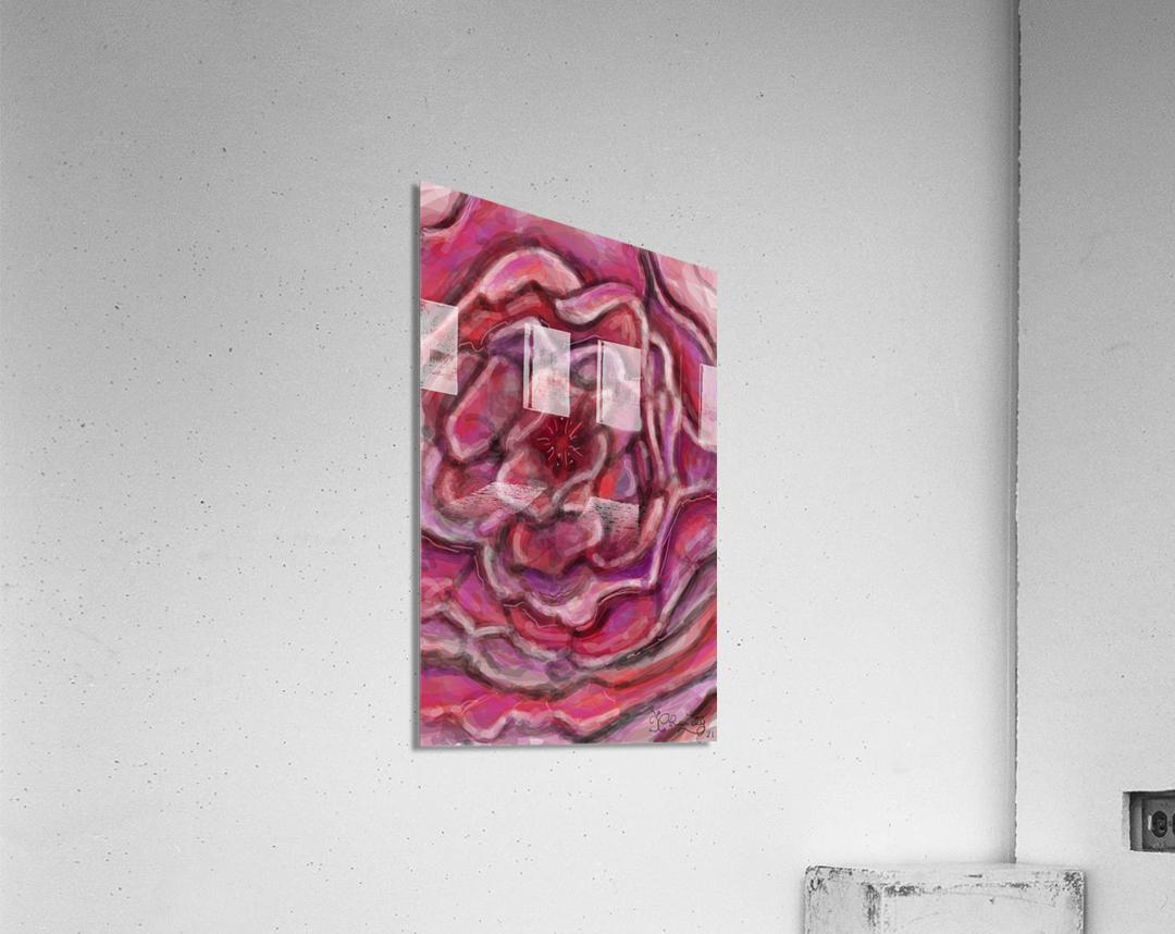 Petals  Impression acrylique