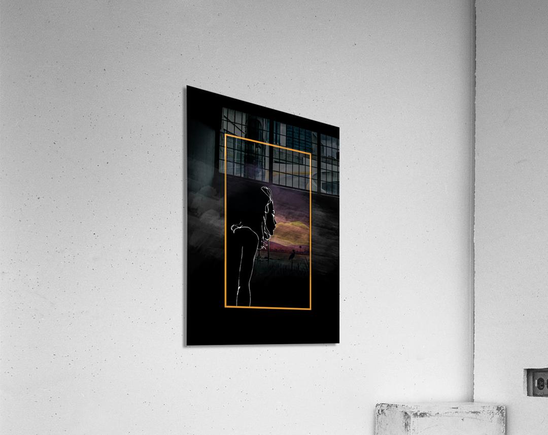 Picture Me  Acrylic Print