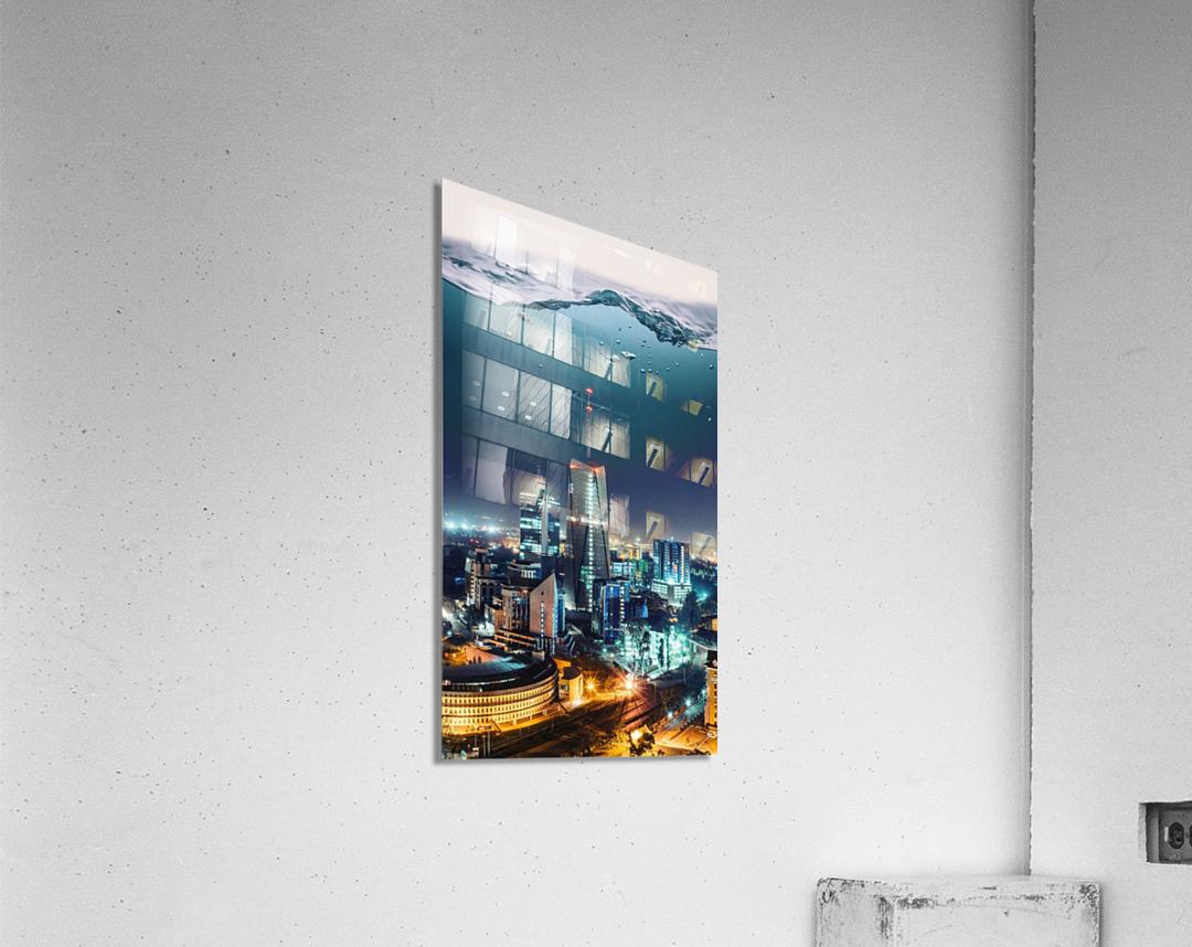Nairobi  Acrylic Print