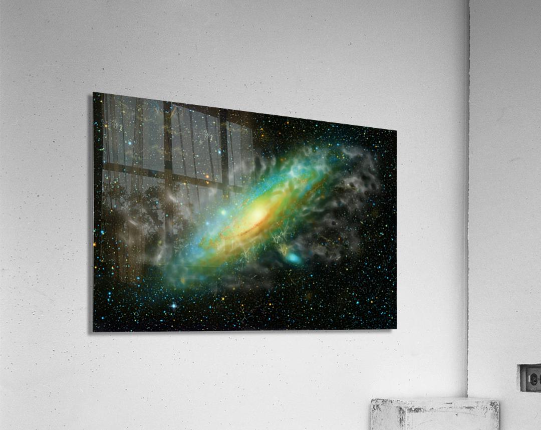 A Trillion Stars    Acrylic Print