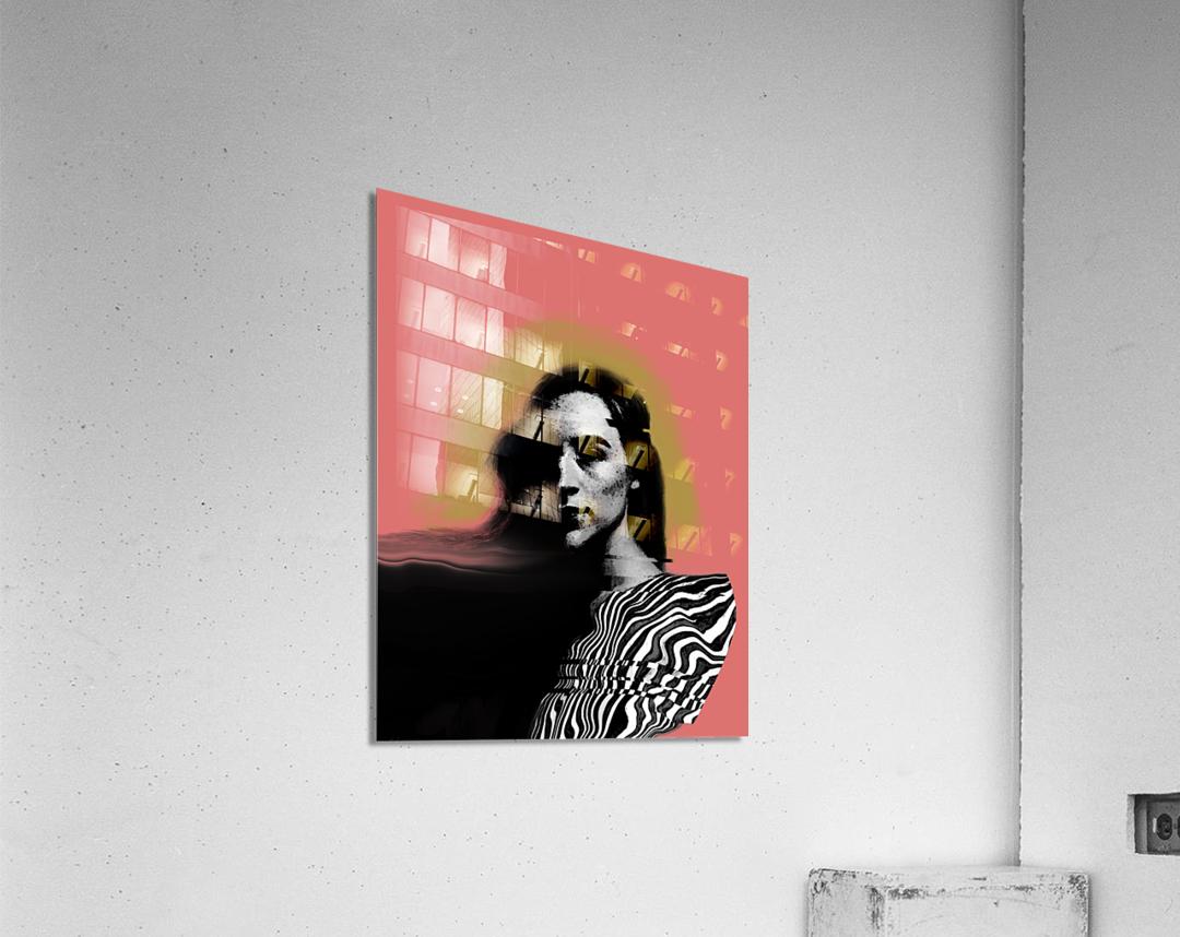 Je serai toujours la   Acrylic Print