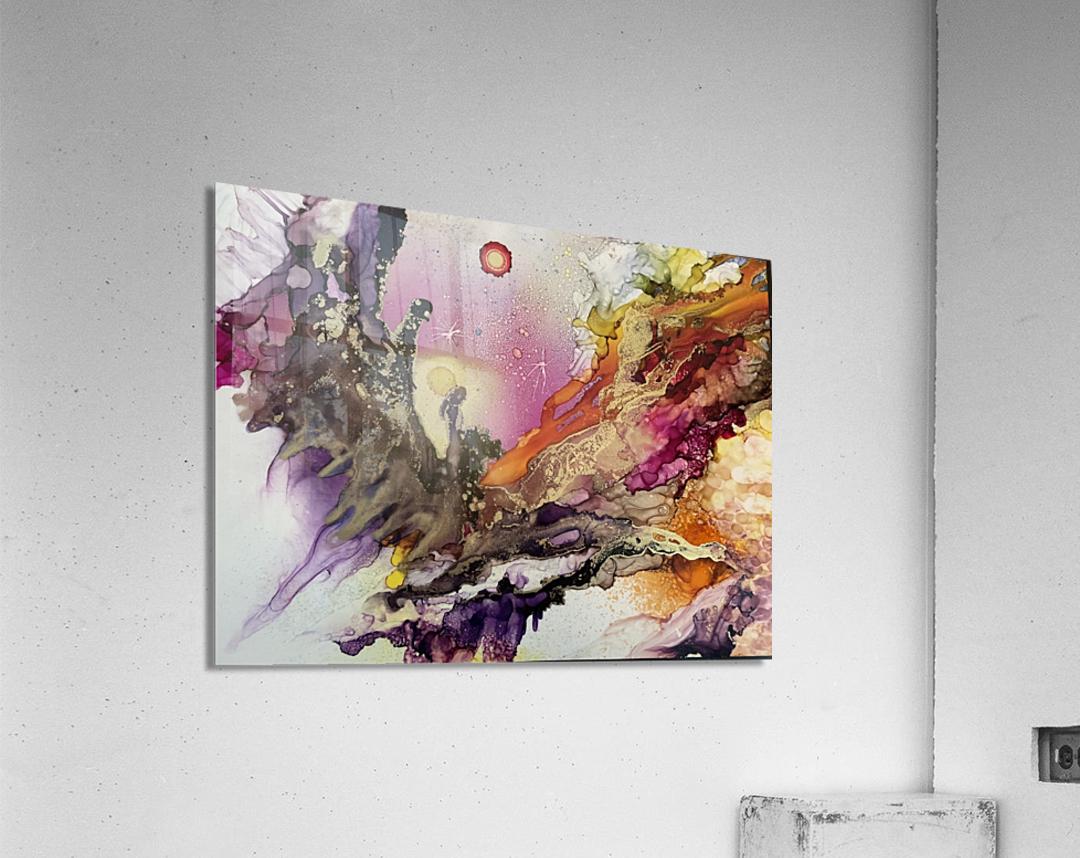 Galactic   Acrylic Print