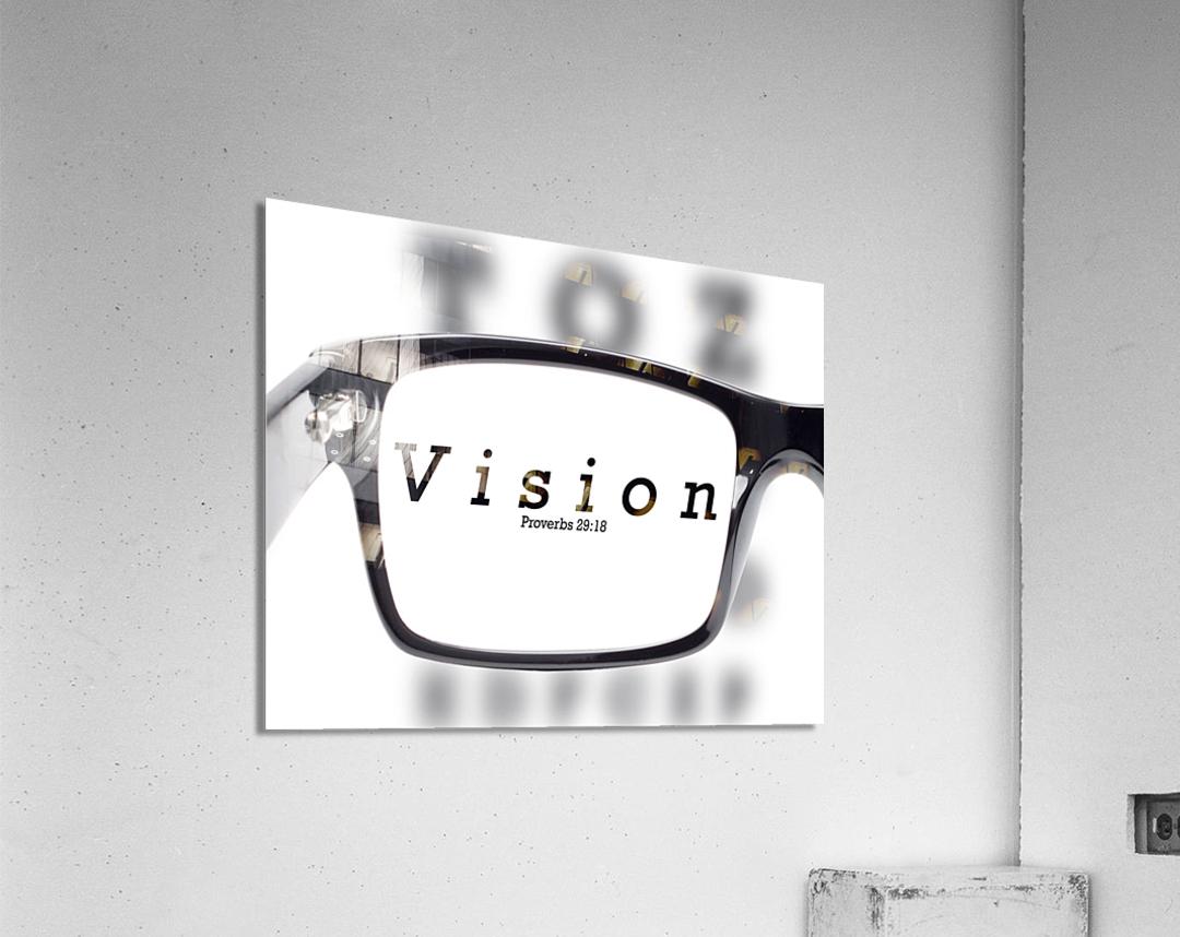 vision 2  Acrylic Print