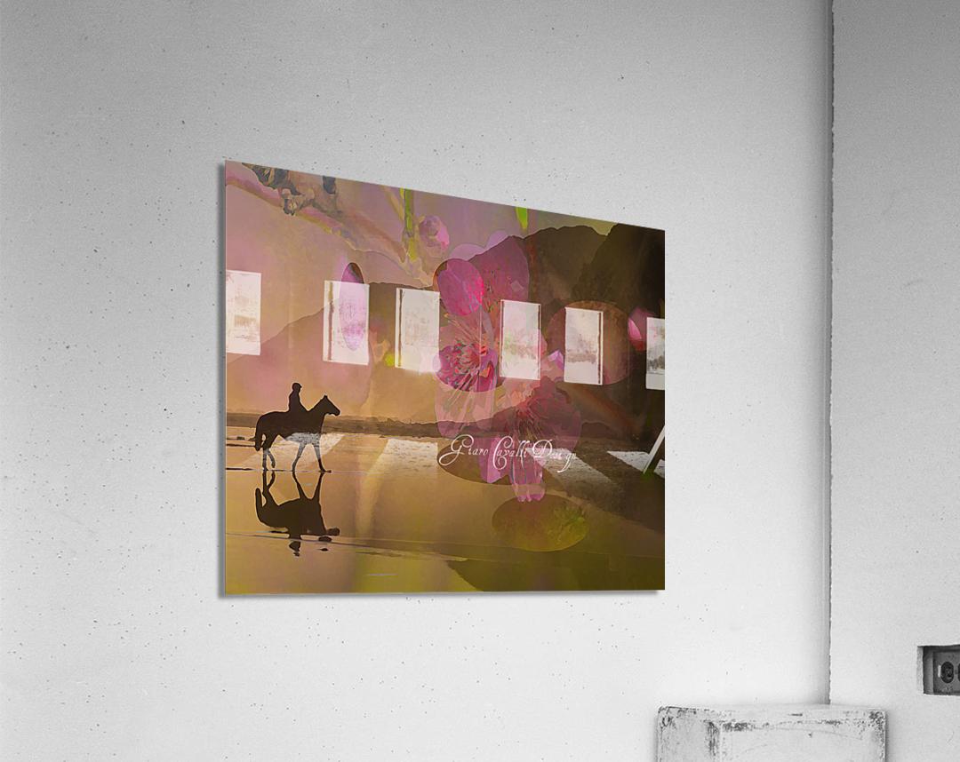 ARTCHEVALFLEURAGC16000  Acrylic Print