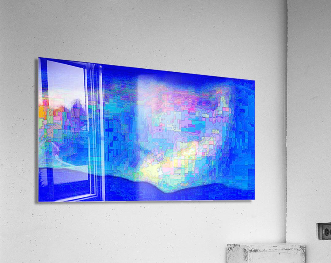Calm Breeze  Acrylic Print