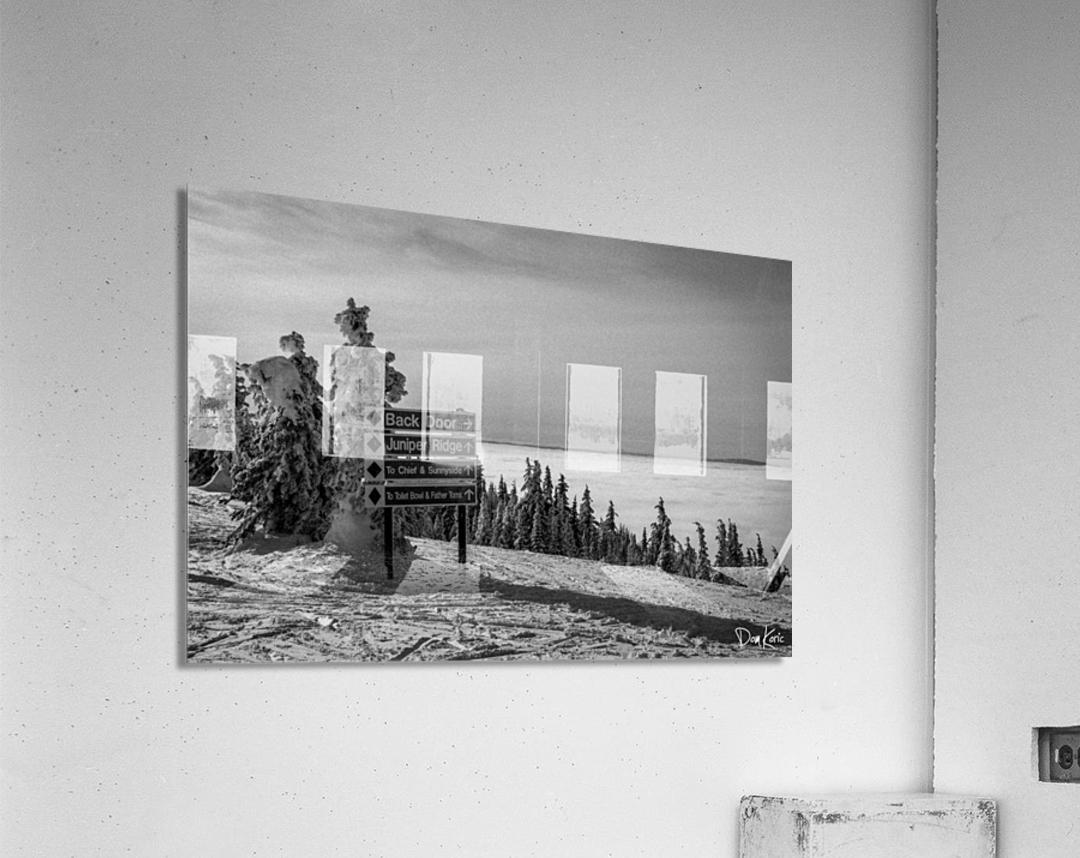 Quiet Ease  Acrylic Print
