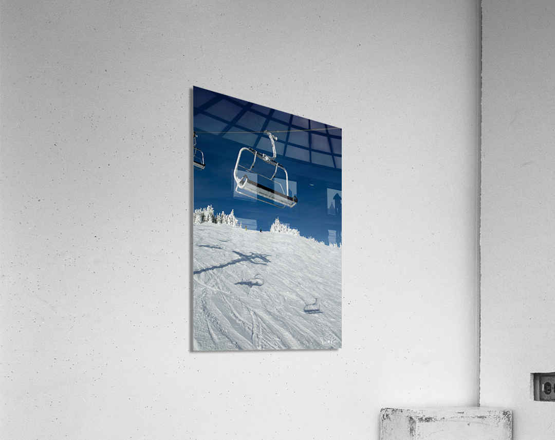 Suspended Prolonging  Acrylic Print