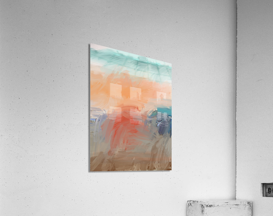 Hot Afternoon  Acrylic Print