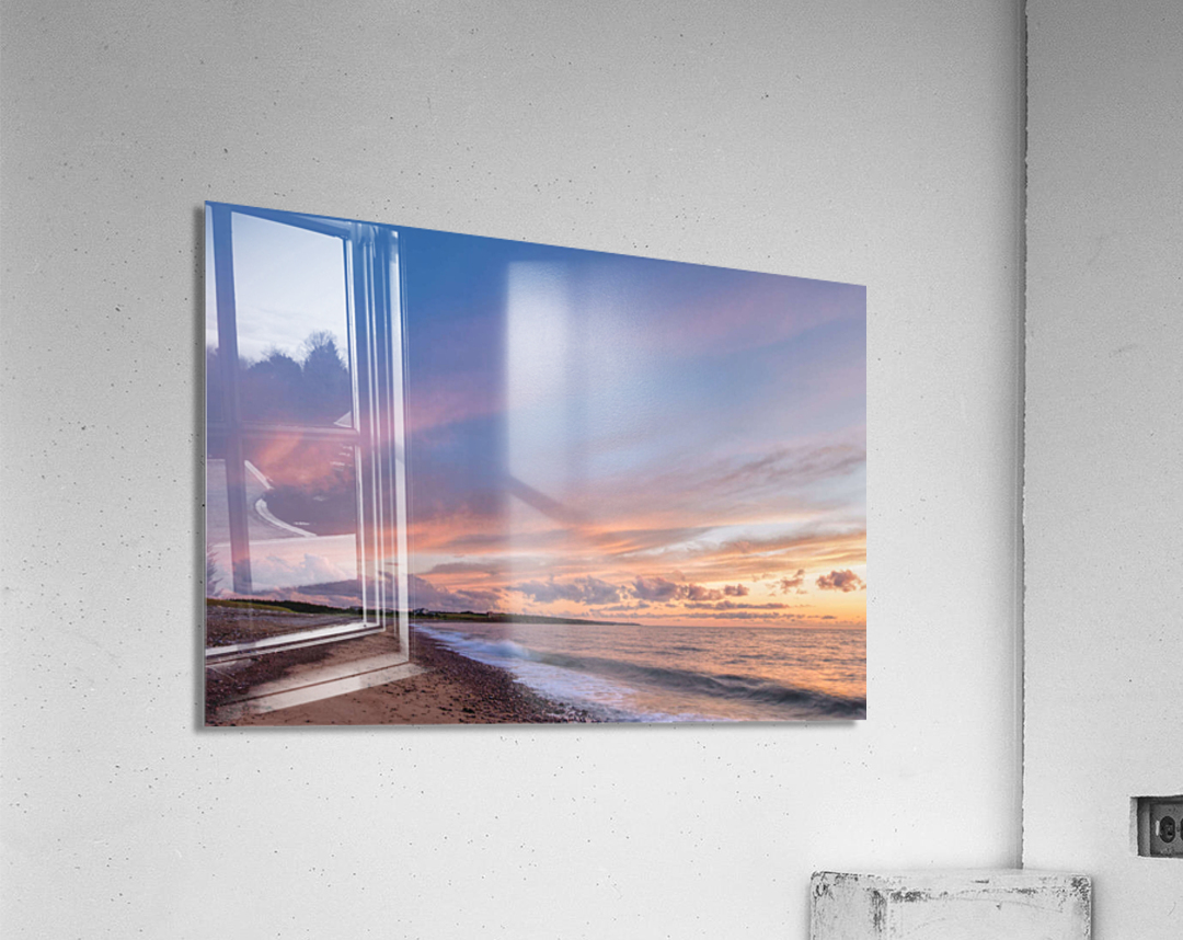 Magic in the Skies  Acrylic Print