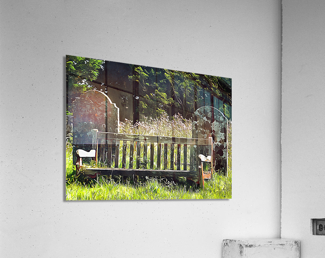 Time for Contemplation  Acrylic Print