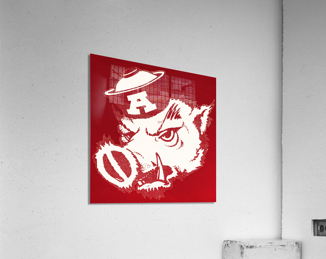 Vintage Sailor Razorback Art  Acrylic Print