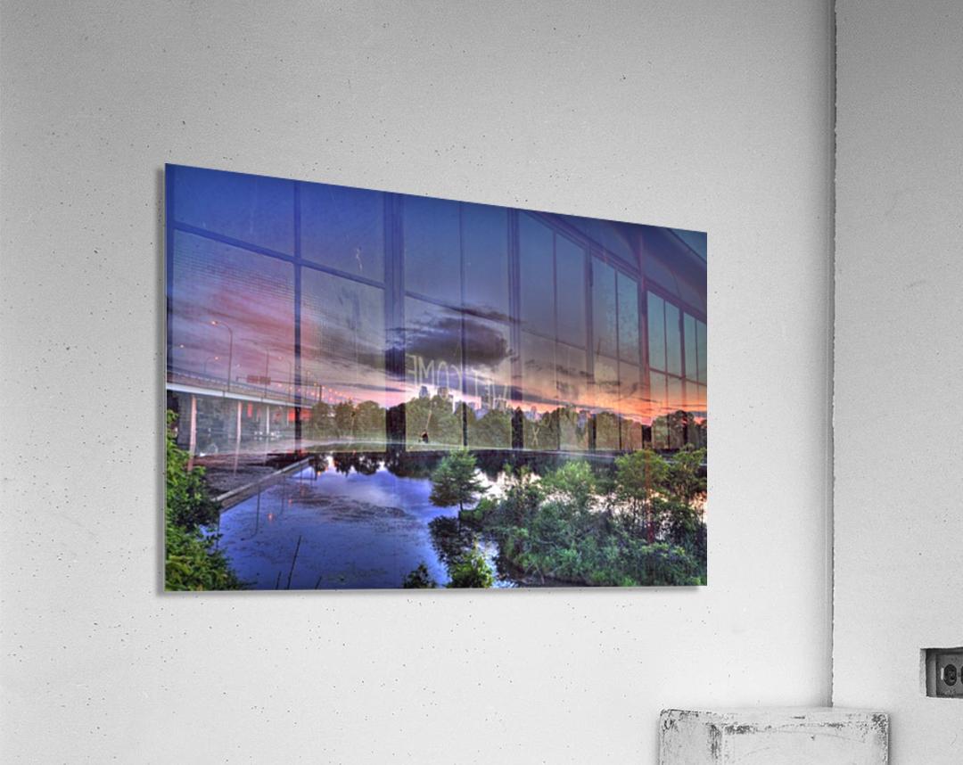 montreal island  Acrylic Print