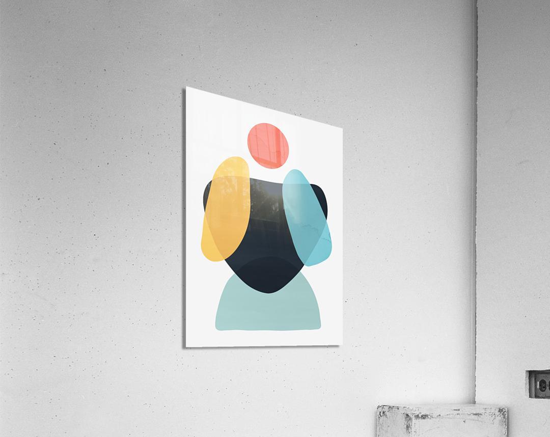 Abstraction C  Acrylic Print