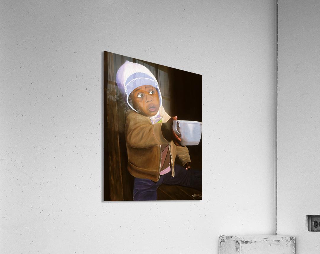 Empty Cup  Acrylic Print
