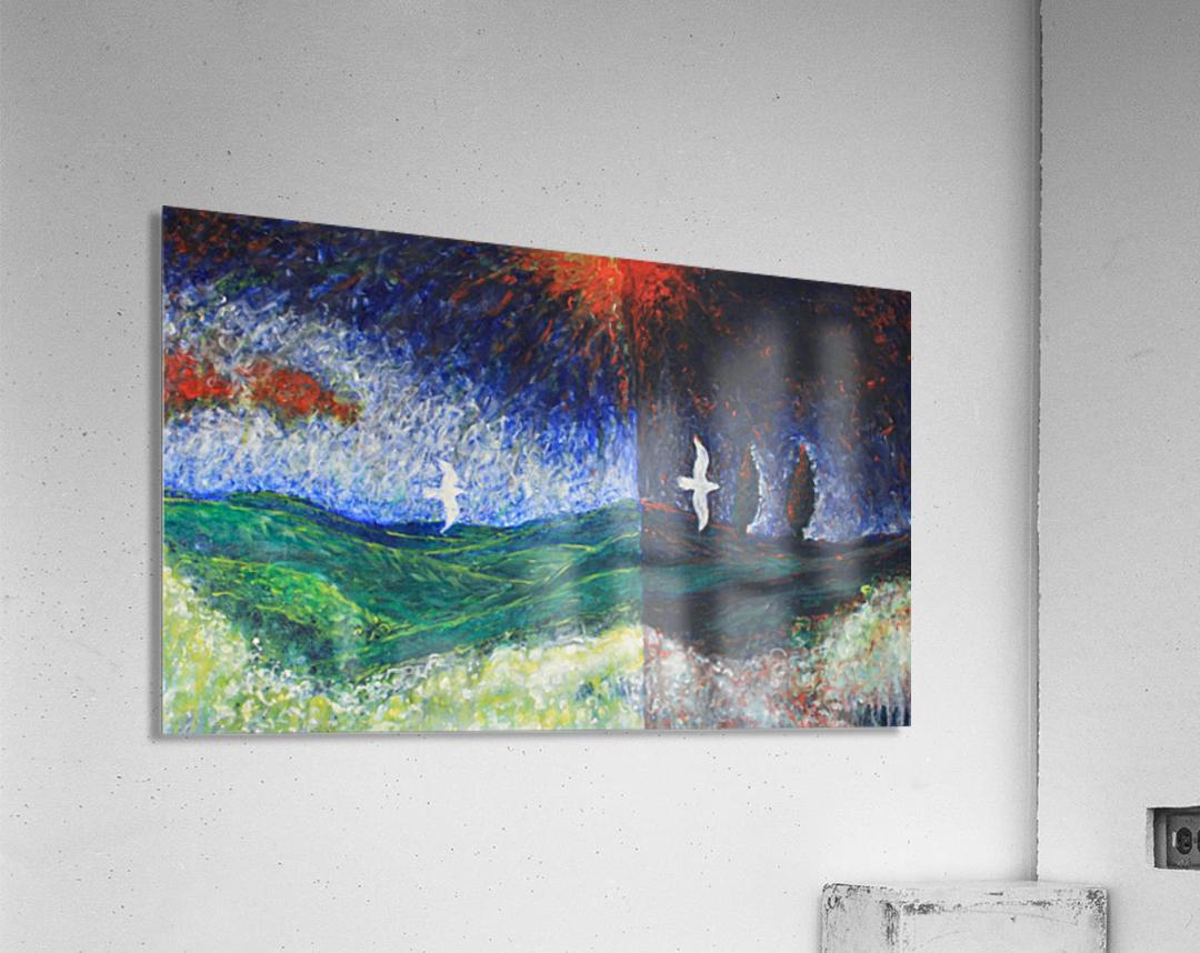 beetwen  Acrylic Print