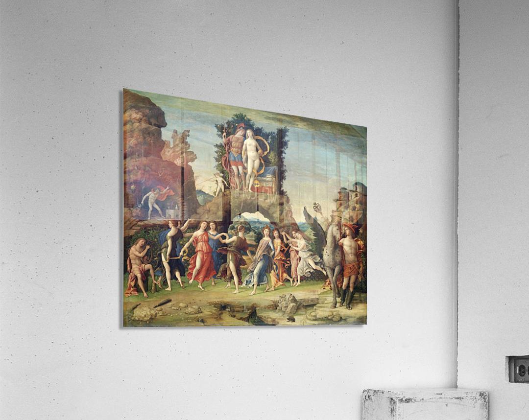 La Parnasse  Acrylic Print