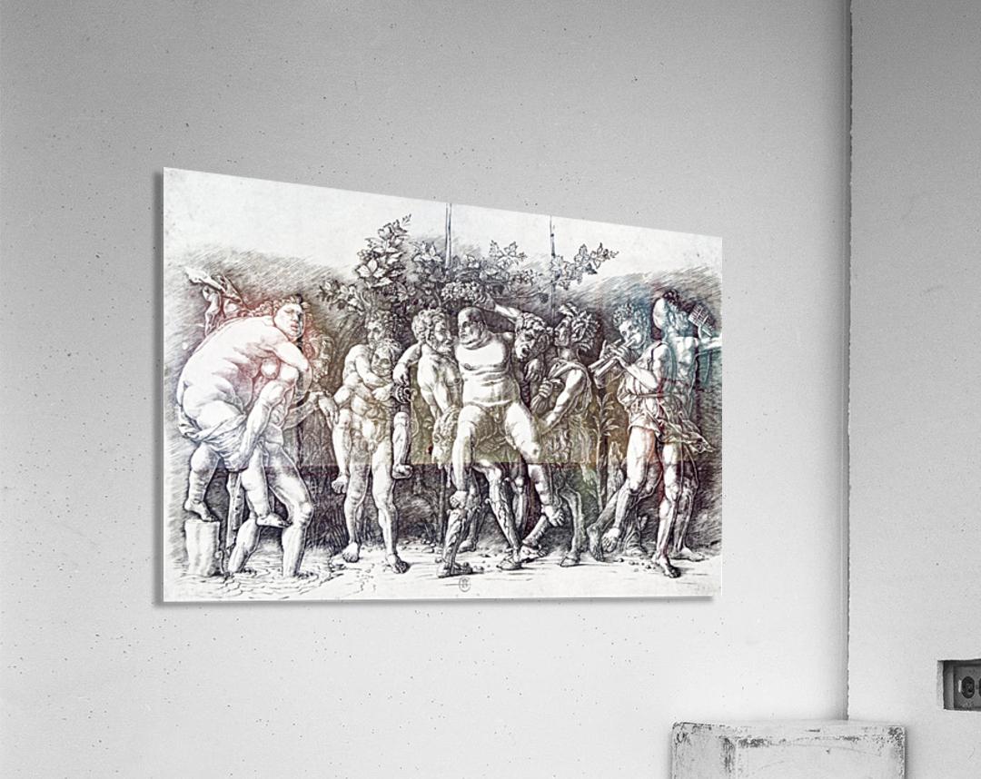 Bacchanal in Silene  Acrylic Print