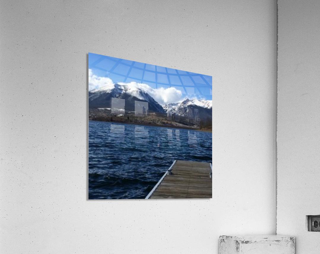 Denver Lake  Acrylic Print