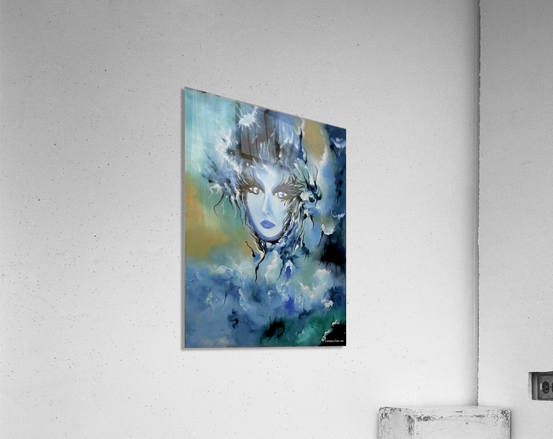 Depth in Venus  Acrylic Print