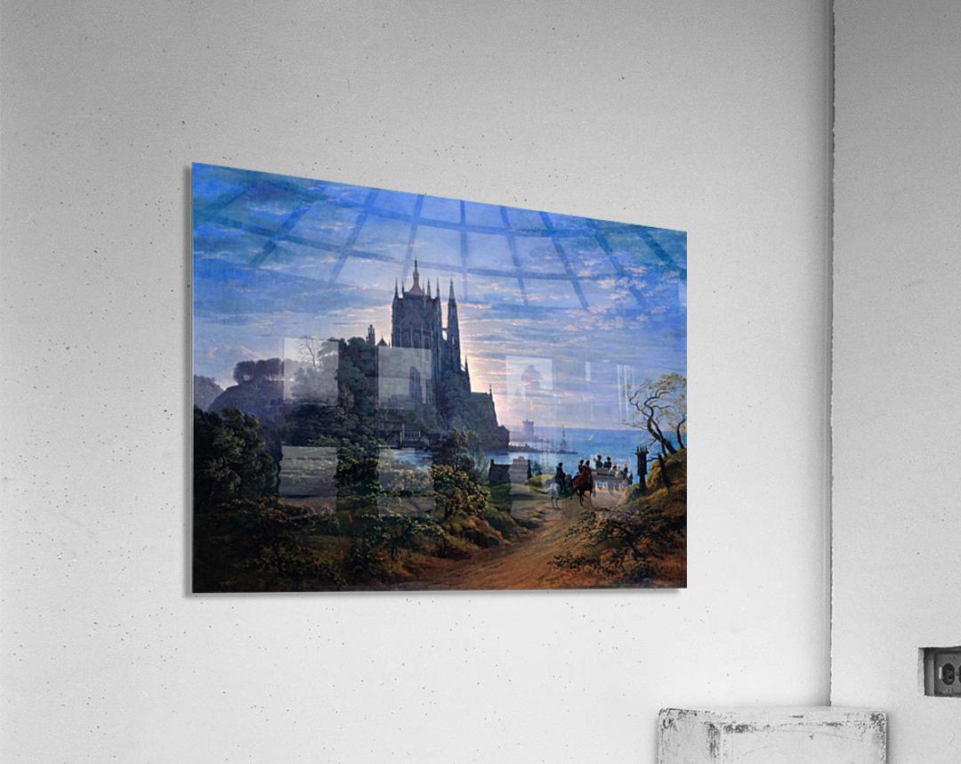 Sanssouci Palace  Impression acrylique