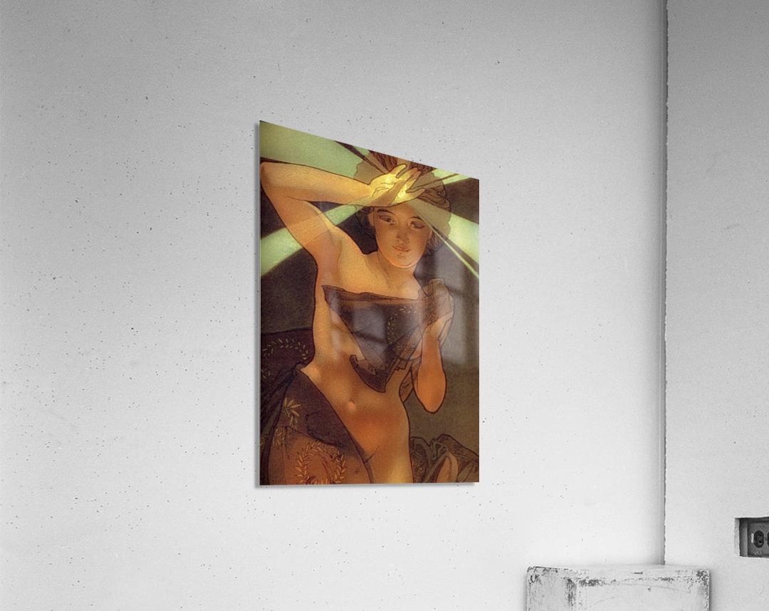 Morning Star  Acrylic Print