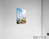 Sunny day on Naples Bay  Impression acrylique