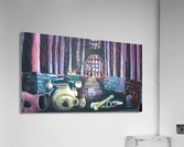 Life  under  Acrylic Print