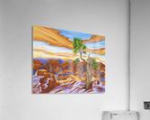 Sedona   Acrylic Print