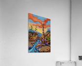 Haida Totem  Acrylic Print