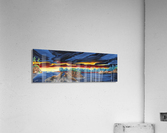 Sun Salutations  Acrylic Print