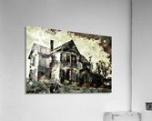 Haunted candy house  Acrylic Print