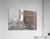Inside the walls  Acrylic Print