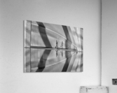 Valencia shadows  Acrylic Print