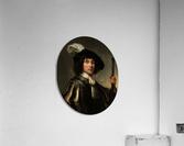 Portret van een jonge man  Acrylic Print