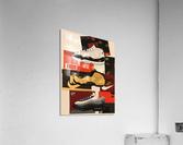 Top 5 - 1  Acrylic Print