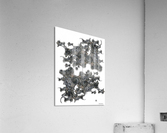Memories Of Silent Creation  Acrylic Print