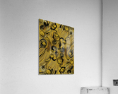 Theme From Indestructible Metamorphosis  Acrylic Print