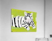Jungle Warrior.Erin R.  Acrylic Print