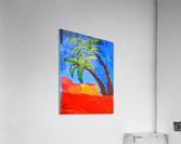 Beach. Brenda N  Impression acrylique