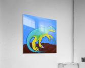 Dino. Dominic H  Acrylic Print