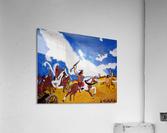 Last Ride. Kelly R.  Acrylic Print