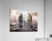 8 Krzysztof Grzondziel  Acrylic Print